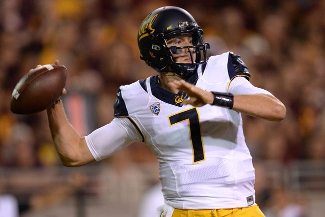 Oregon State Beavers vs. California Golden Bears - 10/8/16 College Football Pick, Odds, and Prediction
