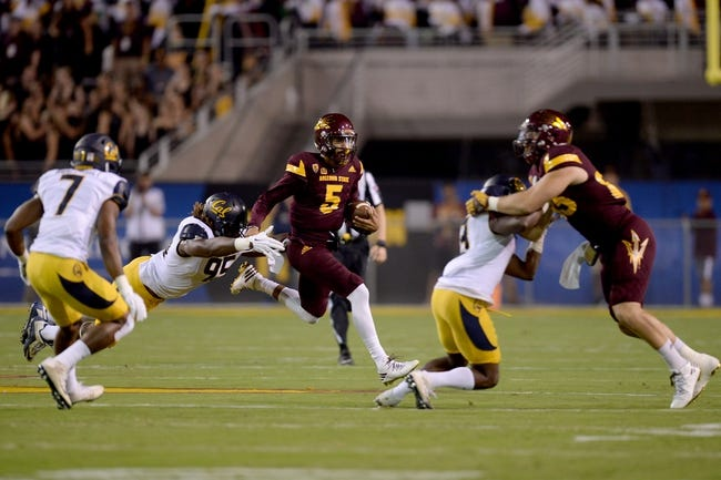 USC Trojans vs. Arizona State Sun Devils - 10/1/16 College Football Pick, Odds, and Prediction