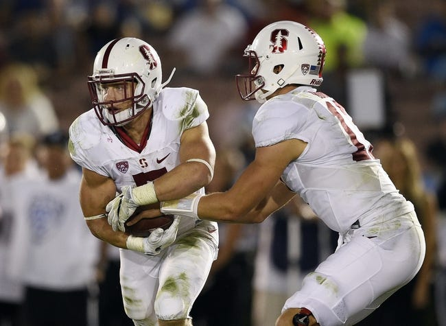 Washington State at Stanford - 10/8/16 College Football Pick, Odds, and Prediction