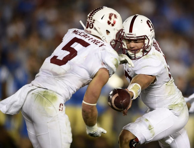 CFB | Washington State Cougars (2-2) at Stanford Cardinal (3-1)