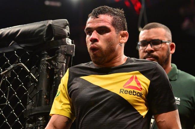 Renan Barão vs Andre Ewell UFC Pick, Preview, Odds, Prediction - 9/22/18