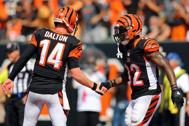 Cincinnati Bengals vs. Miami Dolphins - 9/29/16 NFL Pick, Odds, and Prediction
