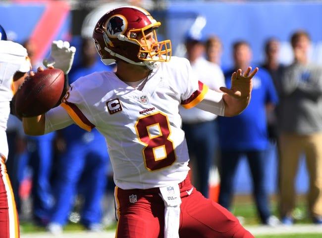 Washington Redskins vs. Cleveland Browns - 10/2/16 NFL Pick, Odds, and Prediction