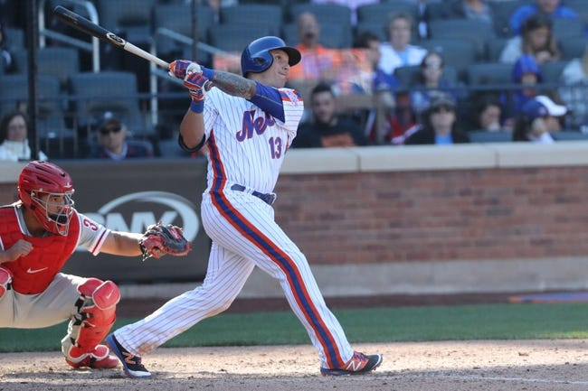 Philadelphia Phillies vs. New York Mets - 9/30/16 MLB Pick, Odds, and Prediction
