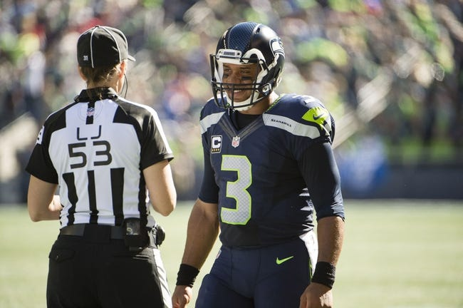 New York Jets vs. Seattle Seahawks - 10/2/16 NFL Pick, Odds, and Prediction