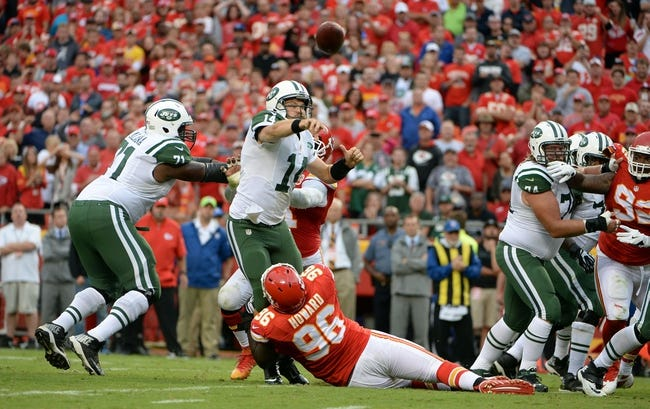 Seattle Seahawks at New York Jets - 10/2/16 NFL Pick, Odds, and Prediction