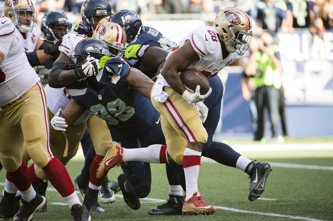NFL | Seattle Seahawks (9-5-1) at San Francisco 49ers (2-13)