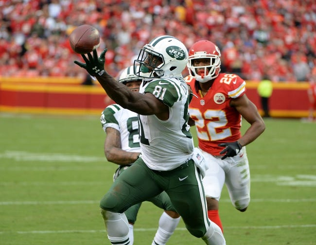 New York Jets vs. Kansas City Chiefs - 12/3/17 NFL Pick, Odds, and Prediction