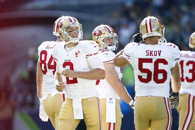 San Francisco 49ers vs. Arizona Cardinals - 10/6/16 NFL Pick, Odds, and Prediction