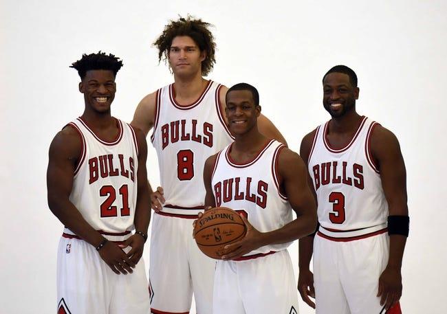 Boston Celtics at Chicago Bulls - 10/27/16 NBA Pick, Odds, and Prediction