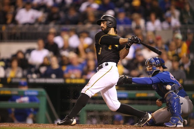Pittsburgh Pirates vs. Chicago Cubs - 9/27/16 MLB Pick, Odds, and Prediction