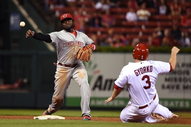 Cardinals vs. Reds - 9/27/16 MLB Pick, Odds, and Prediction