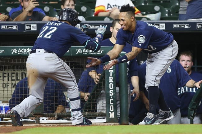 Astros vs. Mariners - 9/27/16 MLB Pick, Odds, and Prediction
