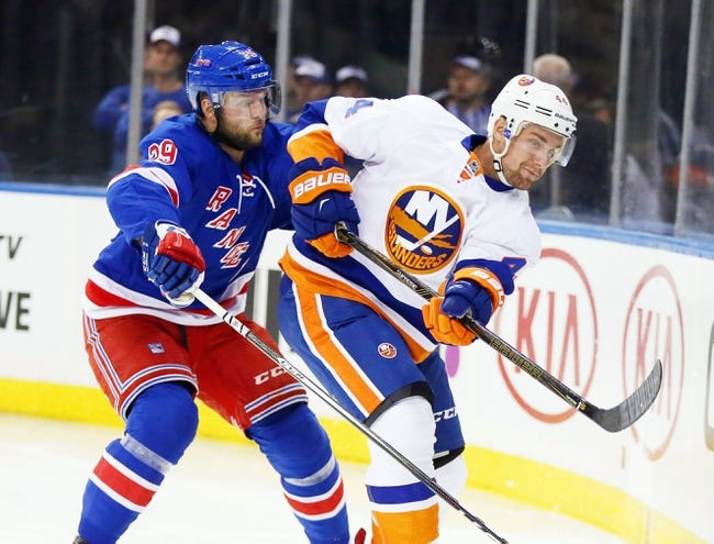 New York Rangers vs. New York Islanders - 10/13/16 NHL Pick, Odds, and Prediction
