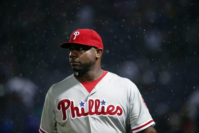 Atlanta Braves vs. Philadelphia Phillies - 9/28/16 MLB Pick, Odds, and Prediction