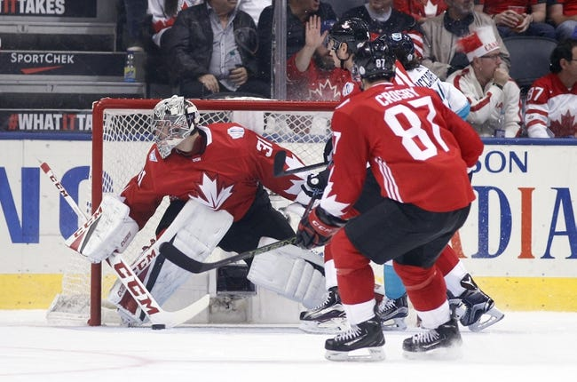 Canada vs Europe: World Cup of Hockey - 9/29/16 Pick, Odds, and Prediction
