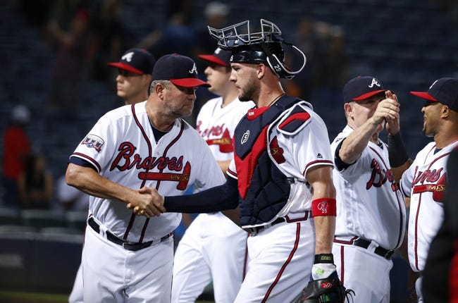 Braves vs. Phillies - 9/29/16 MLB Pick, Odds, and Prediction