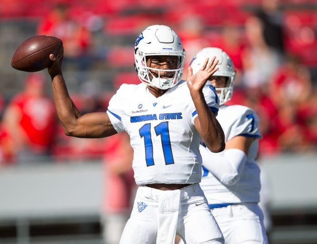 Arkansas State at Georgia State - 11/3/16 College Football Pick, Odds, and Prediction