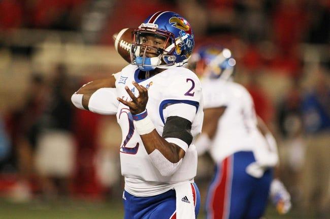 Kansas vs. TCU - 10/8/16 College Football Pick, Odds, and Prediction