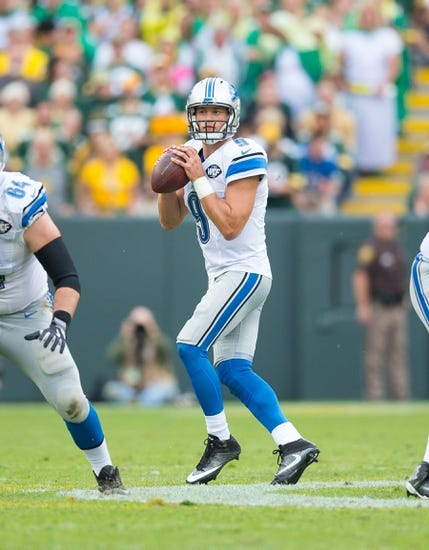 Detroit Lions at Chicago Bears - 10/2/16 NFL Pick, Odds, and Prediction