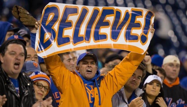Philadelphia Phillies vs. New York Mets - 10/1/16 MLB Pick, Odds, and Prediction