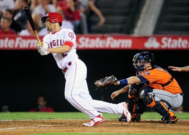 Houston Astros vs. Los Angeles Angels- 4/17/17 MLB Pick Odds and Prediction