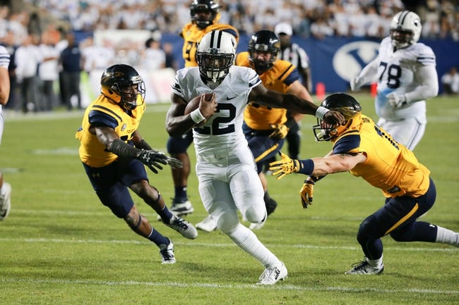 New Mexico State Aggies vs. Georgia Southern Eagles - 10/22/16 College Football Pick, Odds, and Prediction
