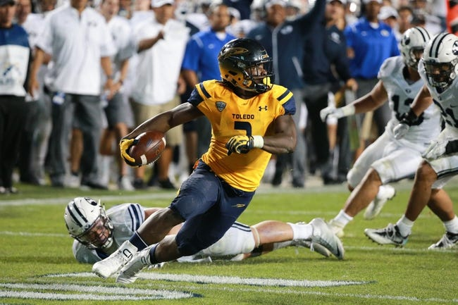 Toledo Rockets at Akron Zips - 11/2/16 College Football Pick, Odds, and Prediction