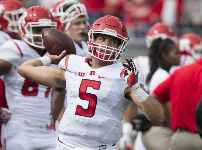 Rutgers vs. Michigan - 10/8/16 College Football Pick, Odds, and Prediction