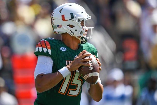 Miami-FL Hurricanes vs. Florida State Seminoles - 10/8/16 College Football Pick, Odds, and Prediction