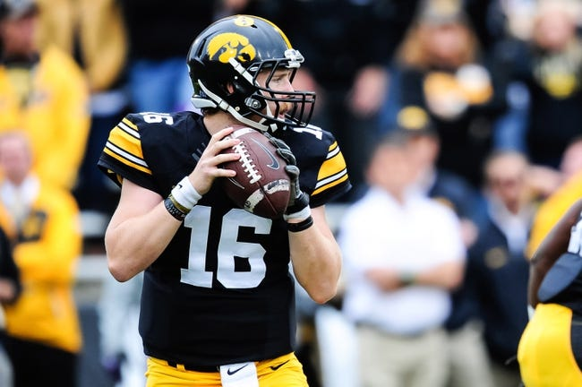 Iowa vs. Michigan - 11/12/16 College Football Pick, Odds, and Prediction