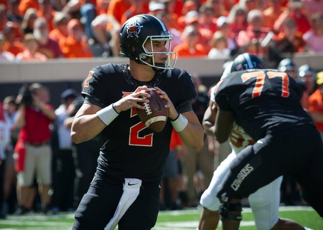 Oklahoma State vs. Iowa State - 10/8/16 College Football Pick, Odds, and Prediction