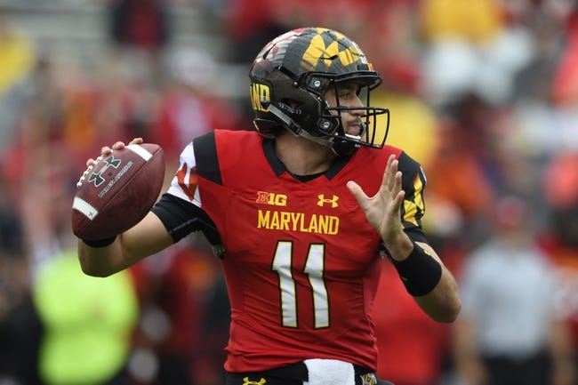 Minnesota Golden Gophers at Maryland Terrapins - 10/15/16 College Football Pick, Odds, and Prediction