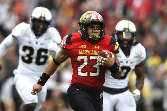 Maryland Terrapins at Penn State Nittany Lions - 10/8/16 College Football Pick, Odds, and Prediction
