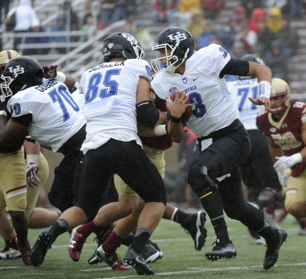 Buffalo vs. Western Michigan - 10/7/17 College Football Pick, Odds, and Prediction