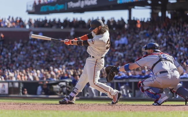 San Francisco Giants vs. Los Angeles Dodgers - 10/2/16 MLB Pick, Odds, and Prediction
