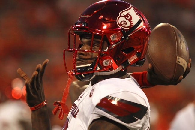 Louisville Cardinals vs. NC State Wolfpack - 10/22/16 College Football Pick, Odds, and Prediction