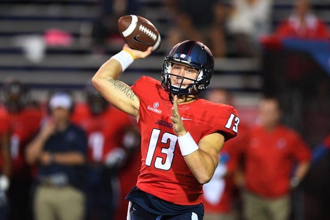 Idaho Vandals vs. South Alabama Jaguars - 11/26/16 College Football Pick, Odds, and Prediction