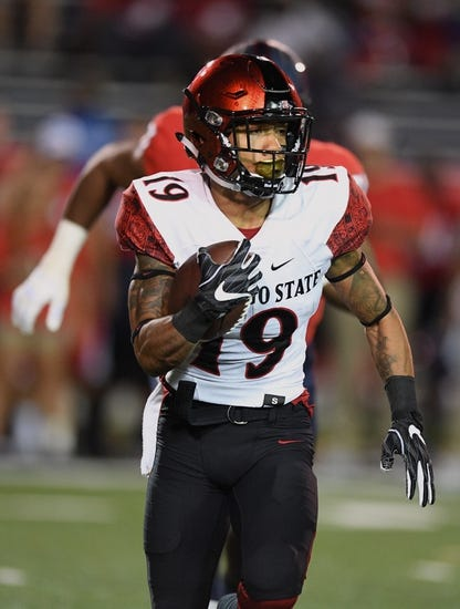 CFB | UNLV Rebels (2-3) at San Diego State Aztecs (3-1)