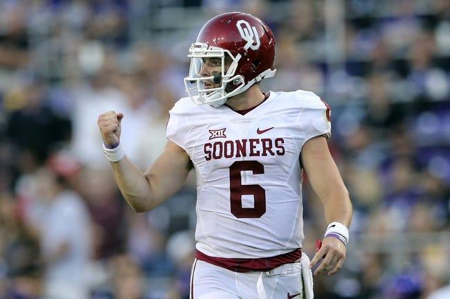 Texas vs. Oklahoma - 10/8/16 College Football Pick, Odds, and Prediction