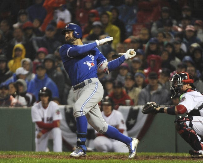 Boston Red Sox vs. Toronto Blue Jays - 10/2/16 MLB Pick, Odds, and Prediction