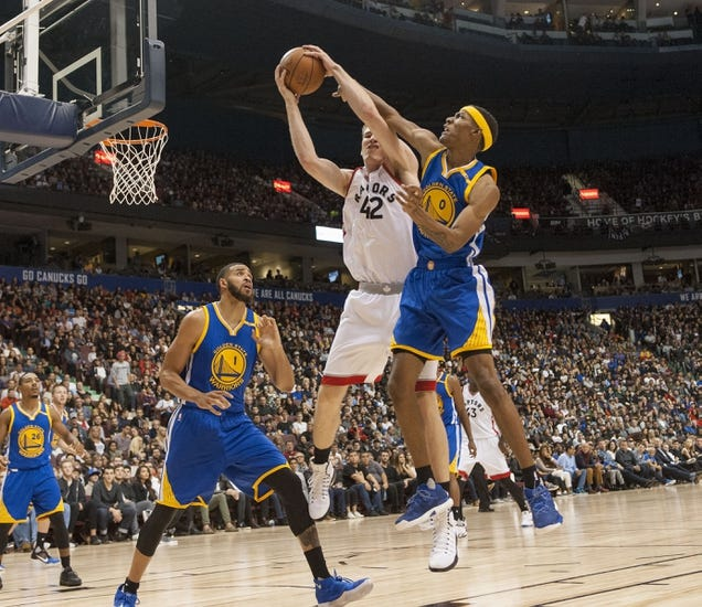 Toronto Raptors vs. Golden State Warriors - 11/16/16 NBA Pick, Odds, and Prediction