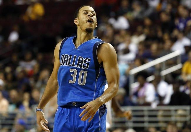 Oklahoma City Thunder vs. Dallas Mavericks - 10/11/16 NBA Preseason Pick, Odds, and Prediction
