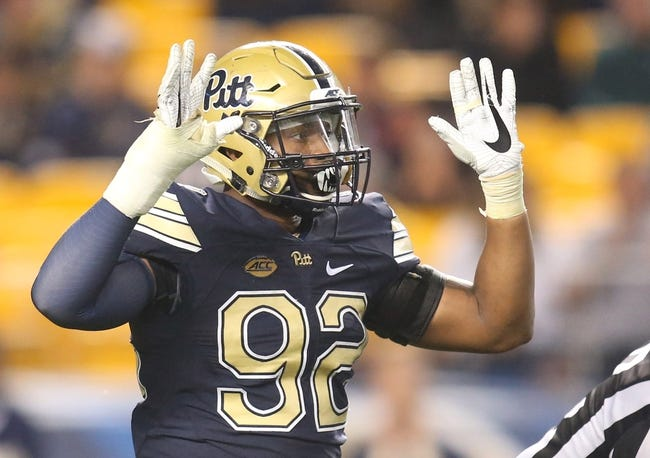 Pittsburgh Panthers vs. Georgia Tech Yellow Jackets - 10/8/16 College Football Pick, Odds, and Prediction