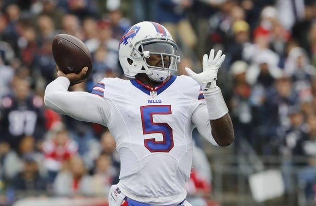 Buffalo Bills vs. San Francisco 49ers - 10/16/16 NFL Pick, Odds, and Prediction