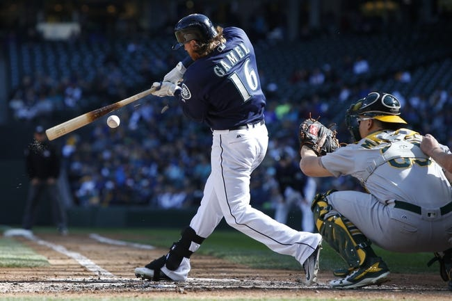 Oakland Athletics vs. Seattle Mariners - 4/21/17 MLB Pick, Odds, and Prediction