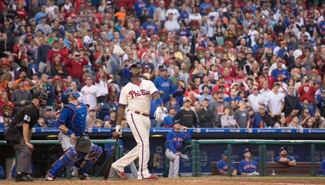Cespedes hits 3 homers in first 5 innings vs Phillies