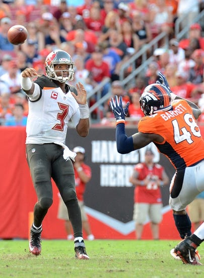 Tampa Bay Buccaneers at Carolina Panthers - 10/10/16 NFL Pick, Odds, and Prediction