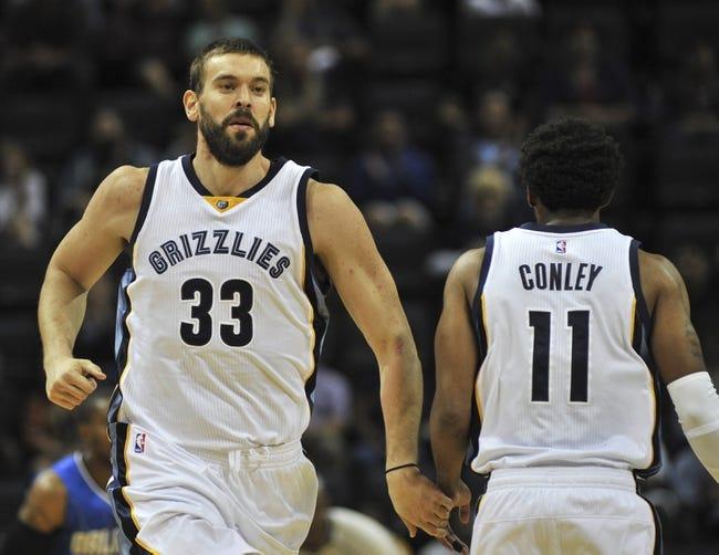 Atlanta Hawks vs. Memphis Grizzlies - 10/6/16 NBA Preseason Pick, Odds, and Prediction