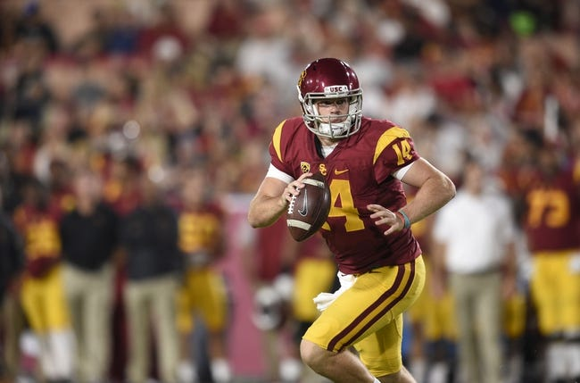 Colorado at USC - 10/8/16 College Football Pick, Odds, and Prediction